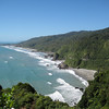 The West coast of the South Island