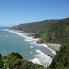 The West coast of the South Island