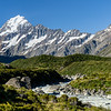 New Zealand - Aoraki Mount Cook National Park
