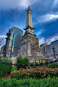 Circle Monument