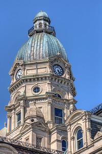 Vigo County Courthouse