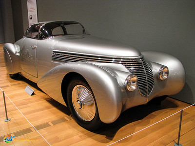 "1937 Hispano-Suiza H-6C ""Xenia"" Coupe"