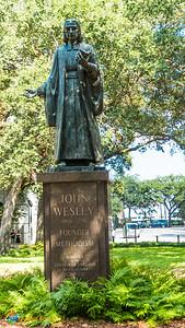 John Wesley, founder of Methodism