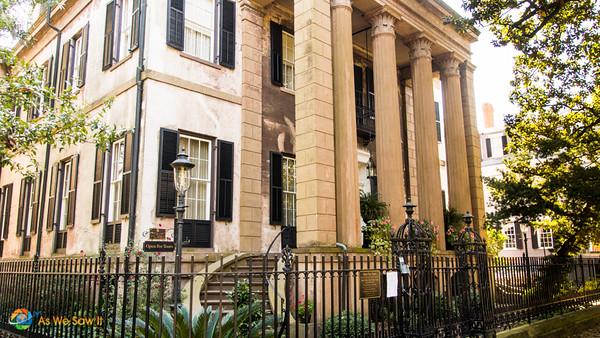 Harper Fowlkes House, Savannah (aka Cincinnati House)