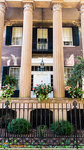Front facade, Harper Fowlkes House