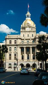 Savannah City Hall