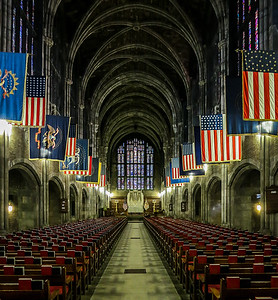 West Point Cadet Chapel – West Point, New York