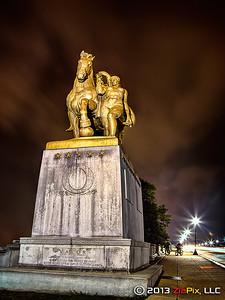 Valor Statue
