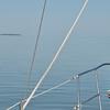 Still water on Lake Superior
