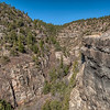 Down in the Walnut Canyon