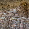 Ancient interior walls at Walnut Canyon