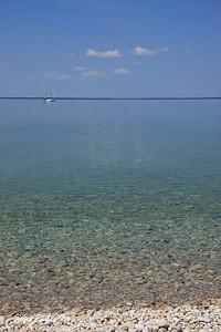 Horseshoe Bay from Mackinac Island, MI Horseshoe Bay from Mackinac Island, Michigan