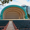 Amphitheater Eola Lake