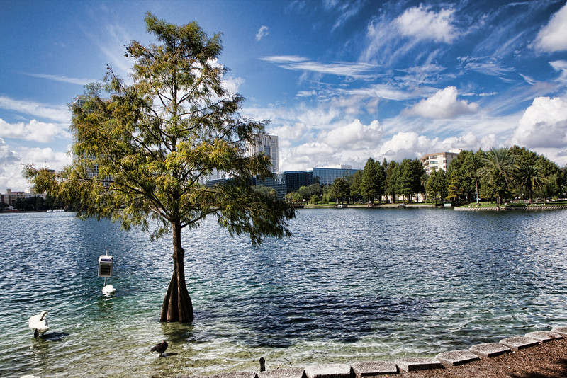 Eola Lake