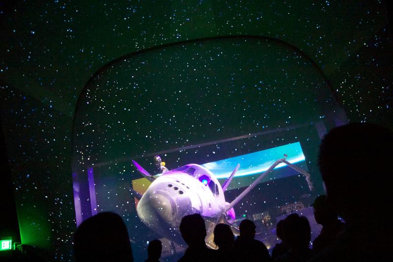 The big reveal of Atlantis!
