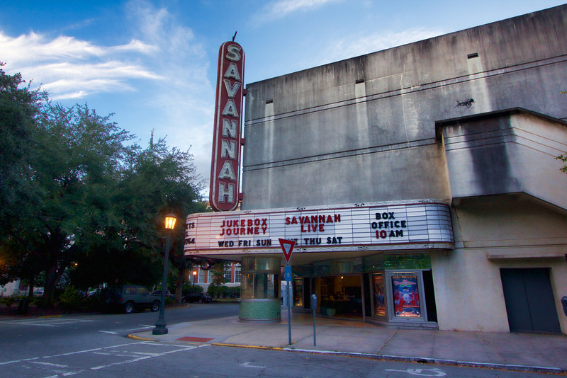 The oldest theater in the country