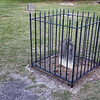 I loved this gravesite - It made me wonder if the person had a prison sentence for eternity!