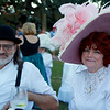 Victorian era picnic for the Philharmonic