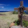 A grave near Nakalele Blow Hole