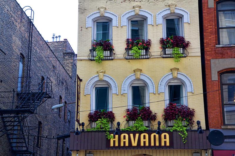 A little Havana in Chicago
