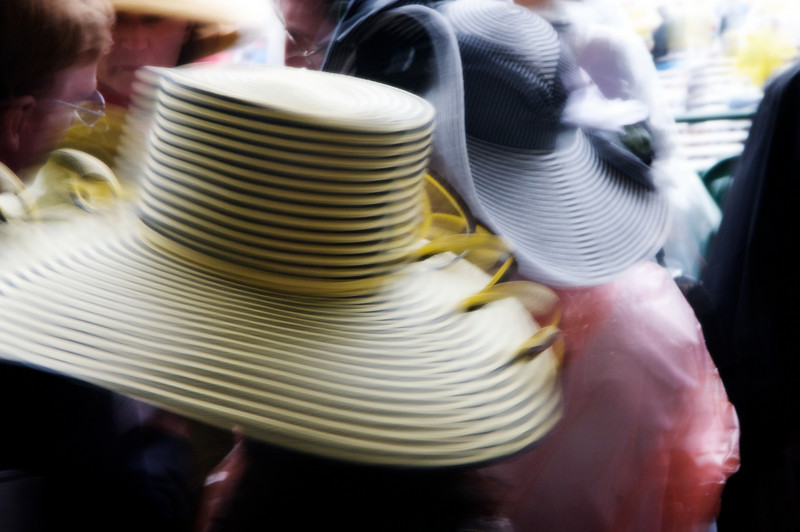 Hats in Motion