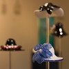 Glass Derby Hats
