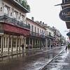 Rainy Bourbon Street