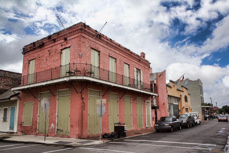 French Quarter color!
