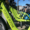 Nice Bike city biking system - a great way to get around town!