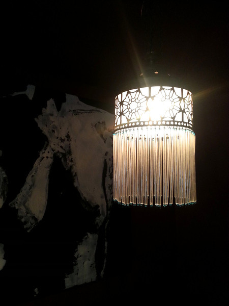Fringey lighting