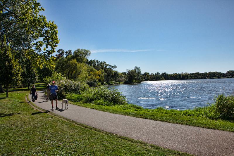 Lake of the Isles Minneapolis