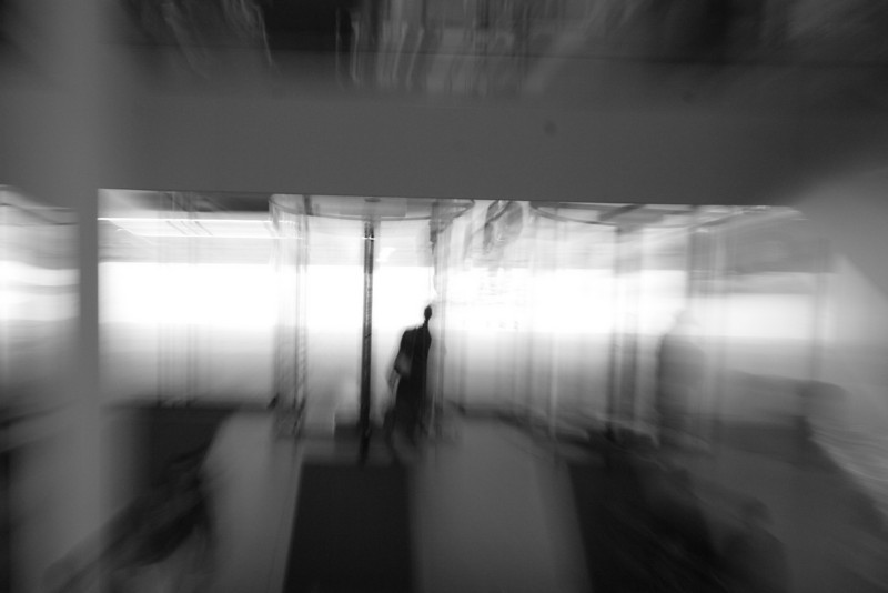 Entering MOMA