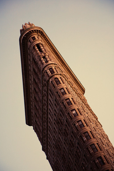 NYC, FlatIron