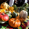 Fall arrived at the Granville Market