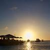 Sunset at Palm Beach