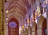 Rose Window at National Cathedral