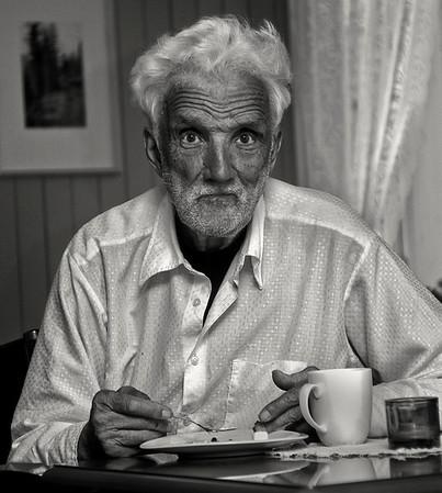 Old Norwegian man.