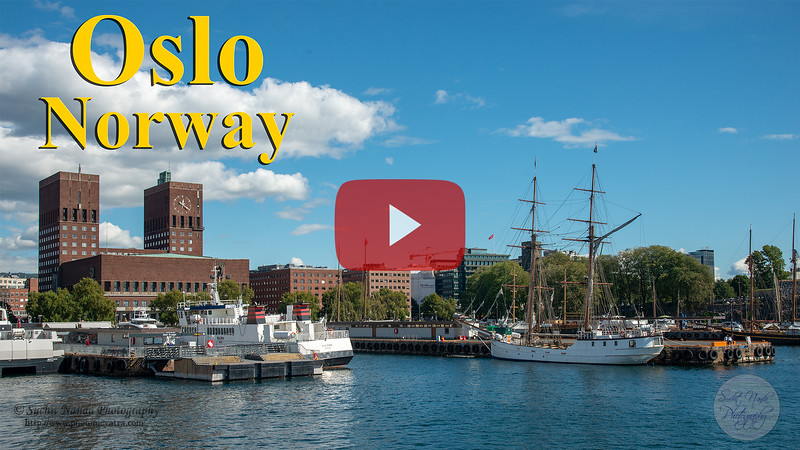 Short video clips from Oslo, Norway.