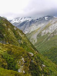 Mount Aspiring National Park, New Zealand