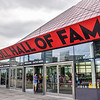 Cleveland OH: Rock and Roll Hall of Fame