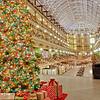 Cleveland Arcade Christmas