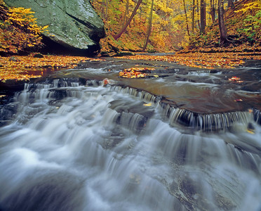 Brandywine  Falls Creek