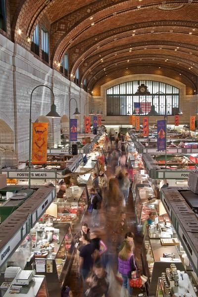 West Side Market, Cleveland