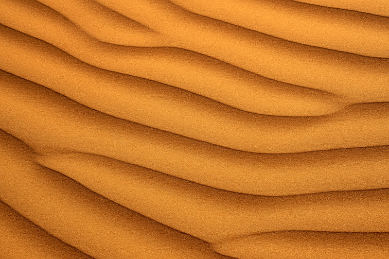 Patterns in the desert