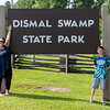Summer beach trip to the Outer Banks. His first trip to the beach! June 2018. Digital.<br /> <br /> Exploring the Dismal Swamp State Park.