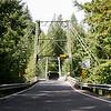 The bridge where Jaura used to swim under.