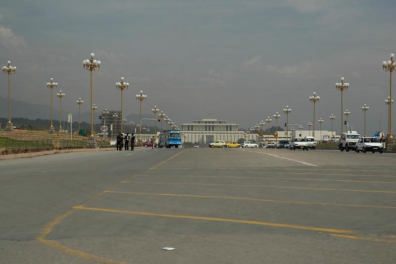 Streets of Islamabad, Pakistan