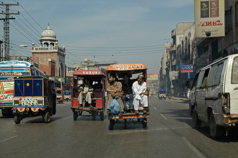 Streets of Lahore, Pakistan