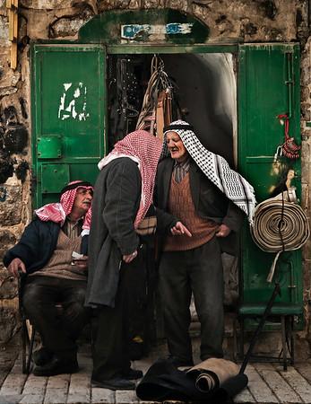 Hebron, Palestine, 2012.
