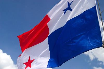 National Flag of Panama.